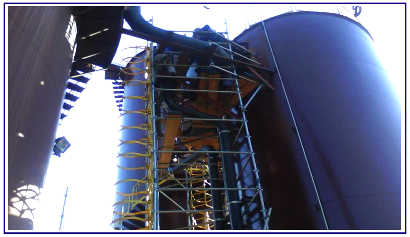 Manutenção de Reator ETE