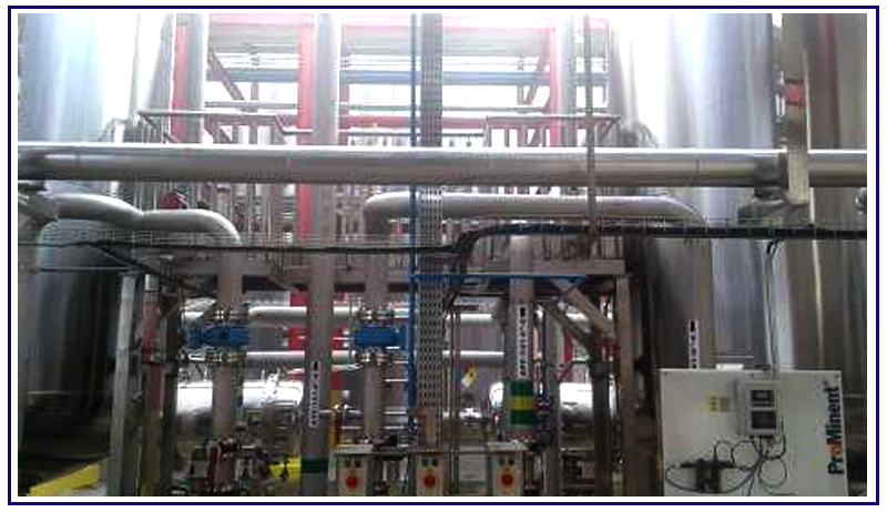 Sistema de Filtro Dosador